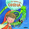 Libro de biblioteca de aula: 1,2,3 de repente en CHINA
