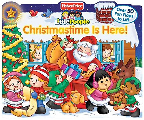 [Christmastime Is Here!] (By: Ellen Weiss) [published: October, 2008] pdf
