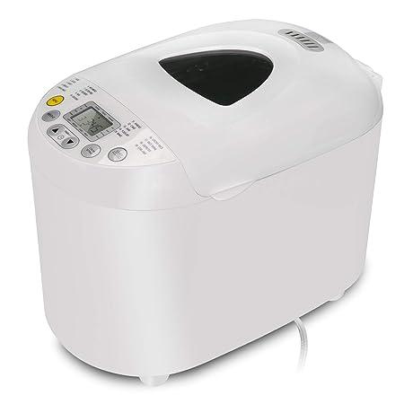 Amazon.com: ZENY - Máquina de pan, programable, de acero ...