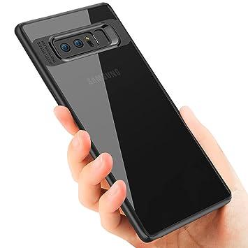 Funda Galaxy Note 8, Samione Carcasa Galaxy Note 8 Cover Ultra Fina Casa Silicona TPU Bumper Case Cubierta Anti-arañazo Anti-Golpes Protectora Funda ...