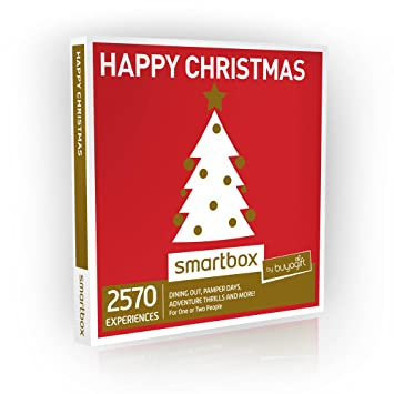 Buyagift Happy Christmas Gift Experiences - 2570 experiences for one ...