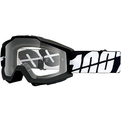 100% Accuri Masque Black Tornado Ecran Clair