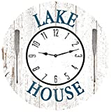 White Lake House Clock- Lake House Wall Clock Review
