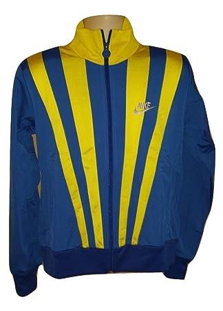 Nike - Chándal para hombre, color azul/amarillo (jkt10) tamaño ...