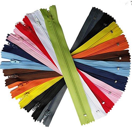 Zippers Color - 8