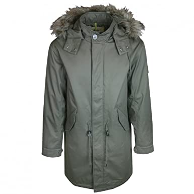 Pretty Green - Fixed Lined Parka f696fa016d95