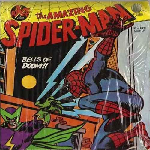 The Amazing Spider-Man - Bells Of Doom - Soundtrack 7