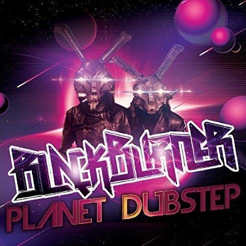CD : Blackburner - Planet Dubstep (2PC)