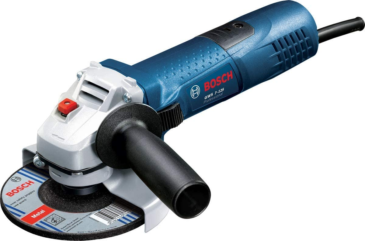 Makita 9558NBRZ Winkelschleifer 125 mm 840 Watt