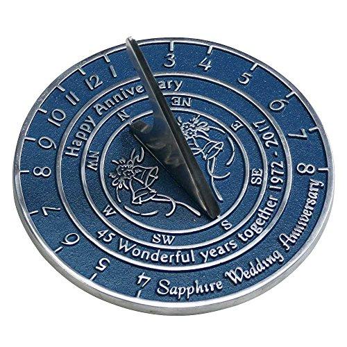 Brass Pedestal Clock - 6