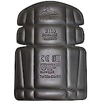 Portwest Unisex Knee Pad (S156) / Workwear / Safetywear (One Size) (Black)