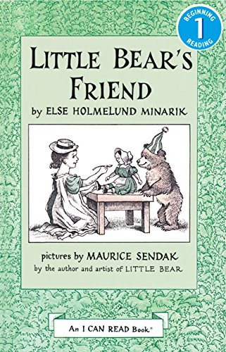 Little Bear's Friend (An I Can Read Book)