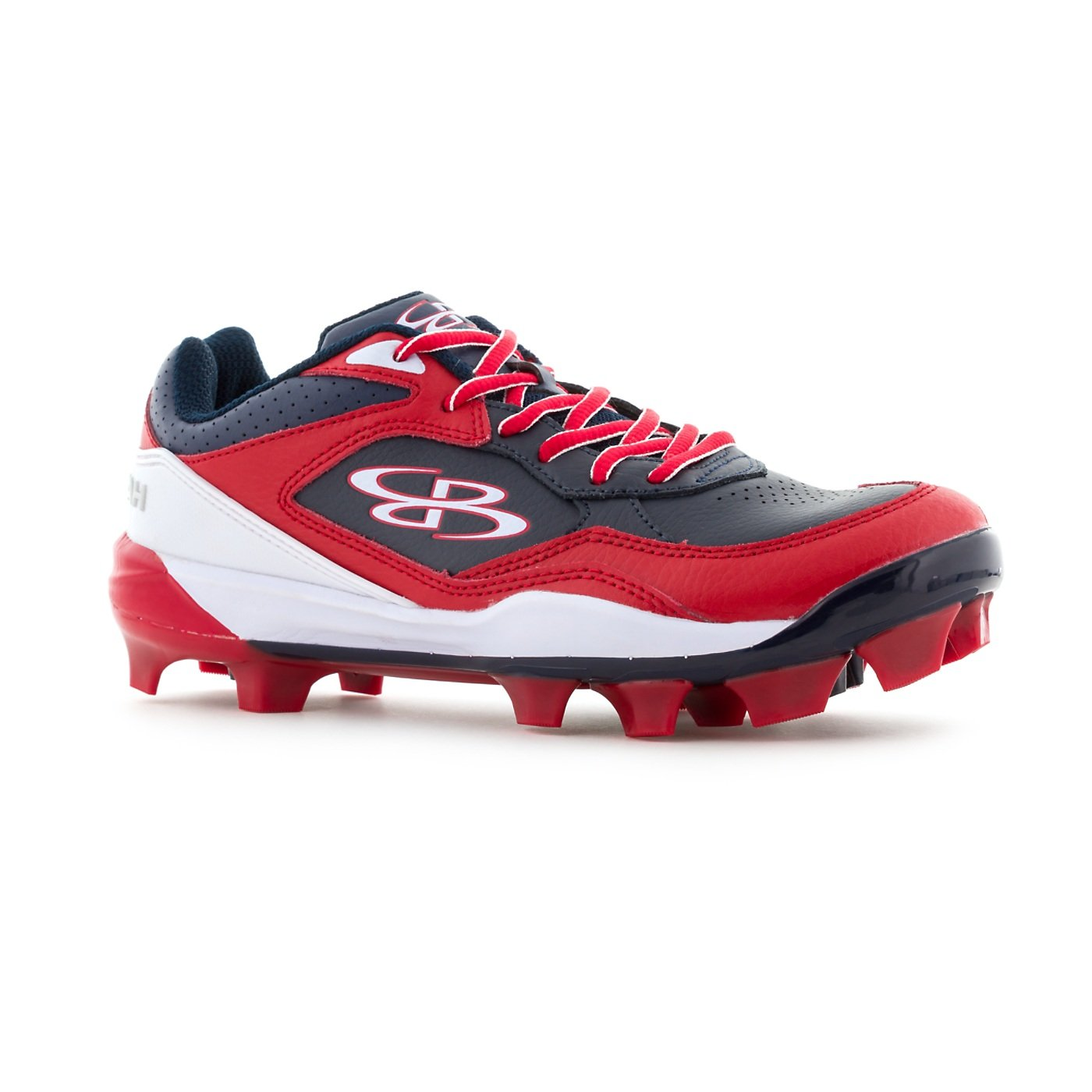 07a92b395 Boombah Women s Endura Molded Cleats - 18 Color Options - Multiple Sizes  larger image
