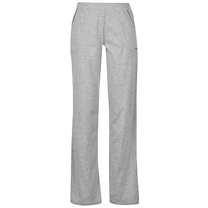 LA Gear Interlock – Pantalones de entrenamiento ligero para mujer ...