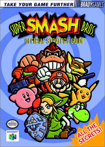 Super Smash Bros. BradyGAMES Official Strategy Guide
