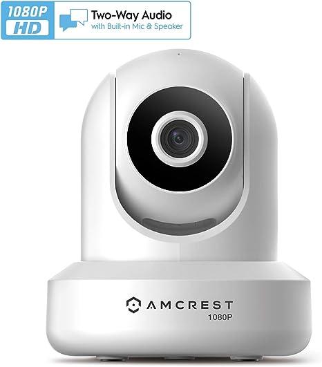Amcrest 1080P ProHD IP Security Surveillance Camera Wifi IP2M-841B REFURBISHED