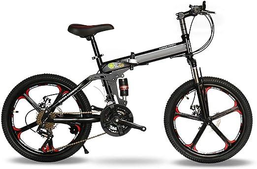 CEALEONE Bici-a-Go Bicicletas Plegables - 20