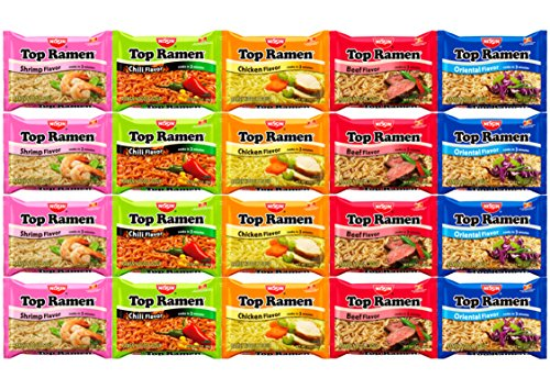 chili ramen top ramen buyer's guide