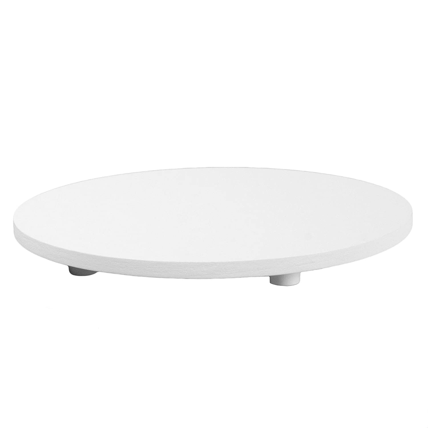 Display Cake Board Footed Round 30 cm (11.8 Inch)
