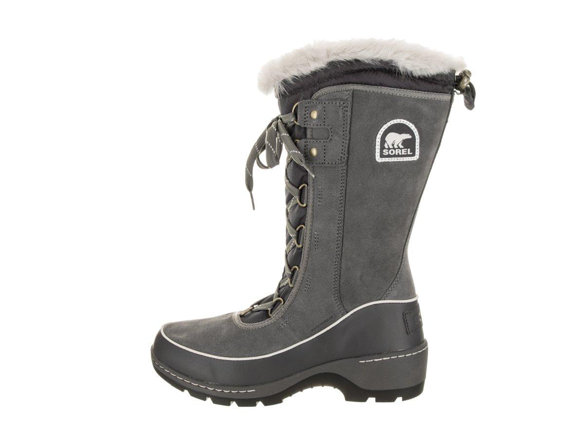 Sorel Tivoli III High Boot - Women's Quarry/Cloud Grey, 6.5 by SOREL (Image #3)
