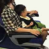 Highdas Airplane Train Chair Seat Belt Vest Dual-Use for Baby 0.5-2 Years