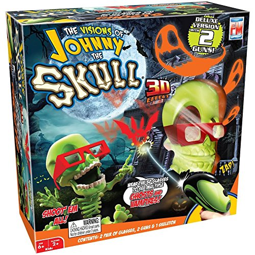 Free Johnny The Skull 3D Game Deluxe Edition with 2 Guns