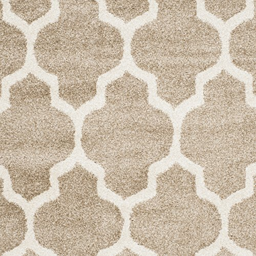 Safavieh Amherst Collection Amt420s Wheat And Beige Indoor