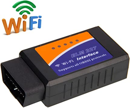 WiFi OBD2 OBDII Car Diagnostic Scan Code Reader  Auto Scanner Tool