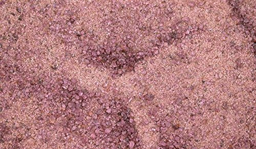 One Ounce Natural No Dye Natural Red Garnet Inlay Powder 2mm & (Garnet Inlay)