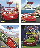 Nelson Mini-Bücher: 4er Disney Cars 1-4