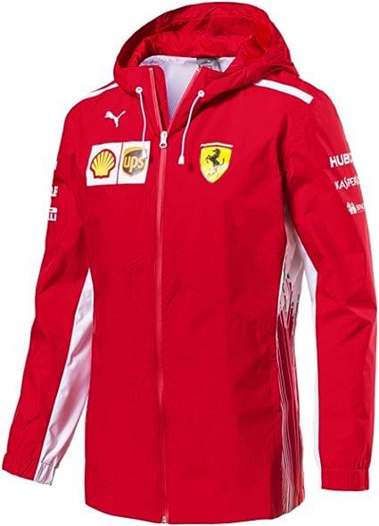PUMA Ferrari Replica Team Jacket