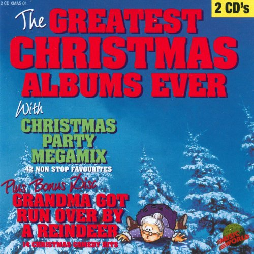 The Greatest Christmas Albums Ever by The Mistletoe Singers on Amazon Music - Amazon.com