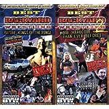 Backyard Wrestling: 1 & 2 Super Bonus