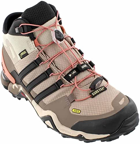 adidas Outdoor Women's Terrex Fast R Mid GTX Hiking Shoes