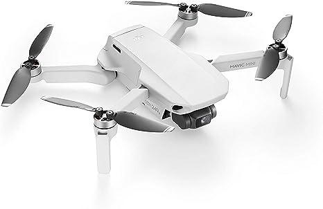 DJI MAvic Mini, Dron Ultraligero y Portátil, Duración Batería 30 ...