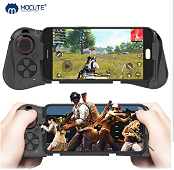 Mocute 058 Wireless BT Gamepad Smart Game Controller for Android Smartphone Samsung S8, S9 Note 8 Huawei Vivo x21 OPPO Android Tablet PC: Amazon.es: Electrónica