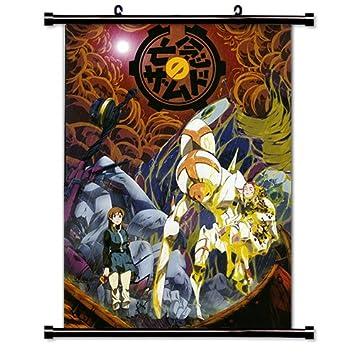 Xamd Lost Memories Bounen No Xandou Anime Fabric Wall Scroll Poster 32quot X 43quot