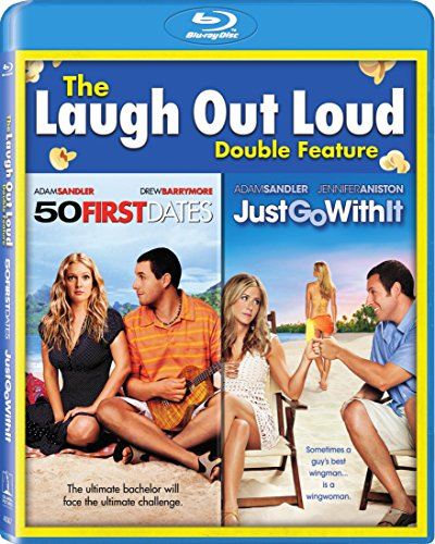 50 First Dates / Just Go with It - Set [Blu-ray]