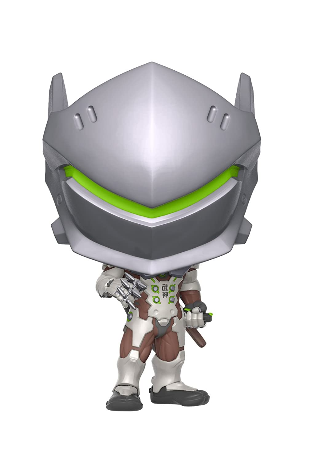 Funko Pop Games: Overwatch-Genji Collectible Figure, Multicolor 32274