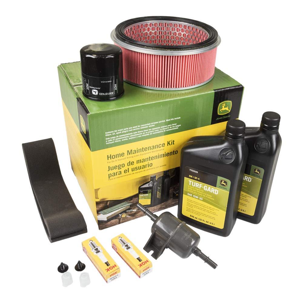 John Deere Original Equipment Filter Kit #LG244