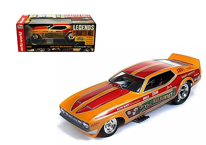 Amazon.com: Auto World 1: 18 Legends of El cuarto de milla ...