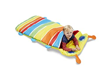 Melissa & Doug- Bug Sleeping Bag (16700): Amazon.es: Juguetes y juegos