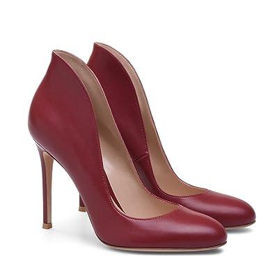 HUAN Femmes Chaussures 2018 Nouveau Printemps Été Club Chaussures Light Up Chaussures Talons Talon À Talons Plate-Forme Cristal Talon pour Mariage Partie (Couleur : Une, Taille : 39)