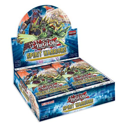 Yu-Gi-Oh! CCG Spirit Warriors Booster Display Box