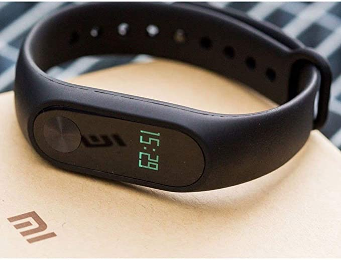 Xiaomi Band 2 Mi Band 2 Smart Wristband With Oled Amazon Co Uk Electronics