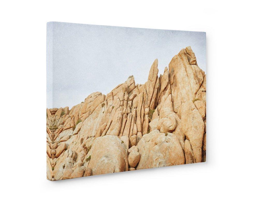 Large Format Print, Canvas or Unframed, Joshua Tree Wall Art, California Desert Decor, Southwestern Landscape Art, Joshua Rocks'