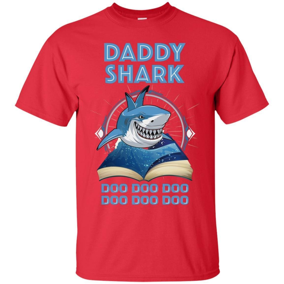 KeyVic Daddy Shark Doo Doo Doo T-Shirt