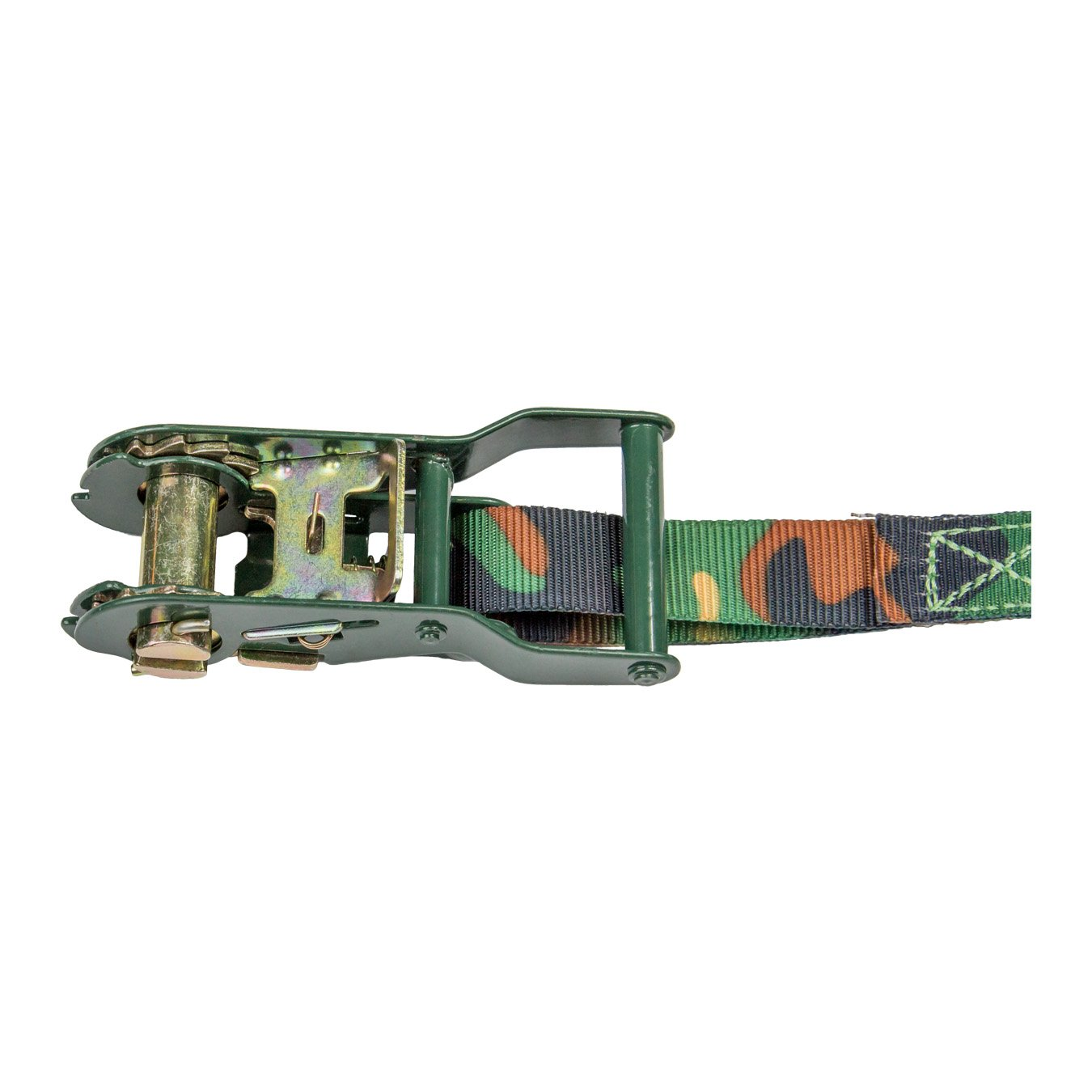 King 1 X 15 Ratcheting Tie Down Set Camouflage 2-PC Set 1,500 LBS Capacity