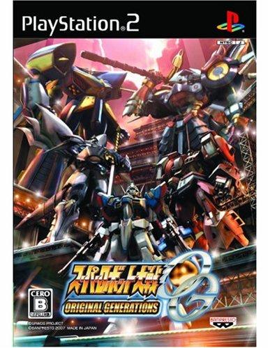 [Game do Mês] - Super Robot Wars 6130fLwWG6L