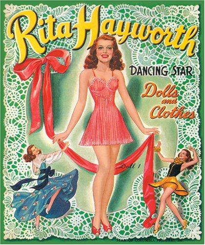Wonderful Fashion Doll (Rita Hayworth Paper Dolls)